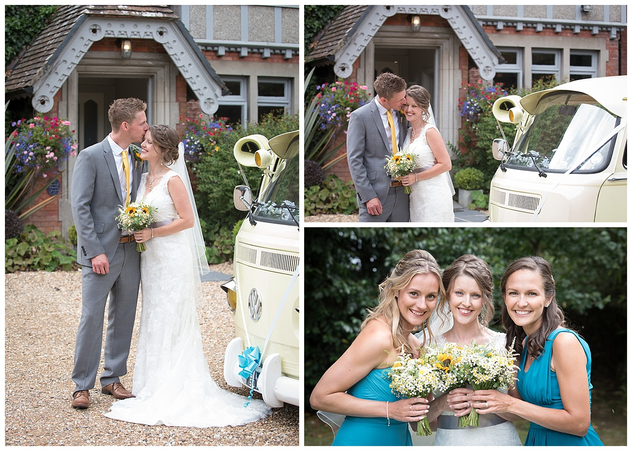 The Old Vicarage Wedding