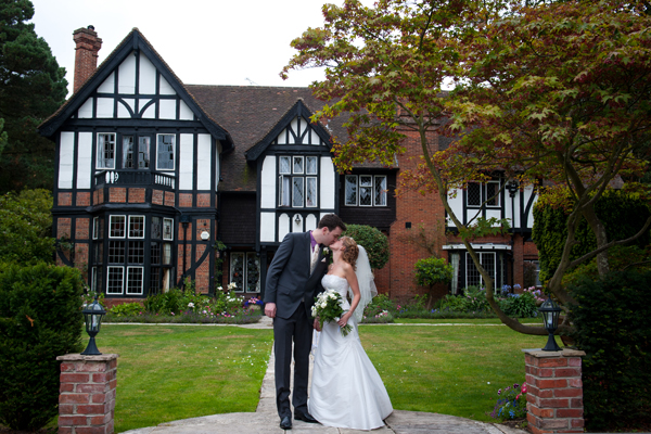 Bournemouth wedding Photography ~ Tudor Grange Hotel