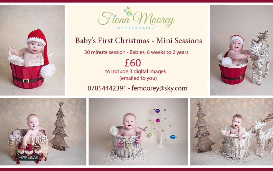 Christmas Mini Sessions.Christmas Mini Sessions 2016 Photographer Bournemouth