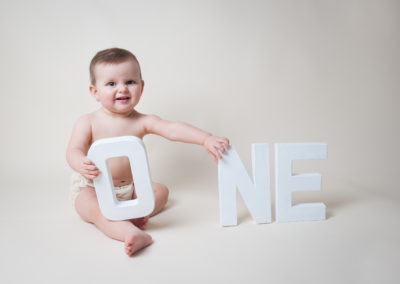 First Birthday Studio Session