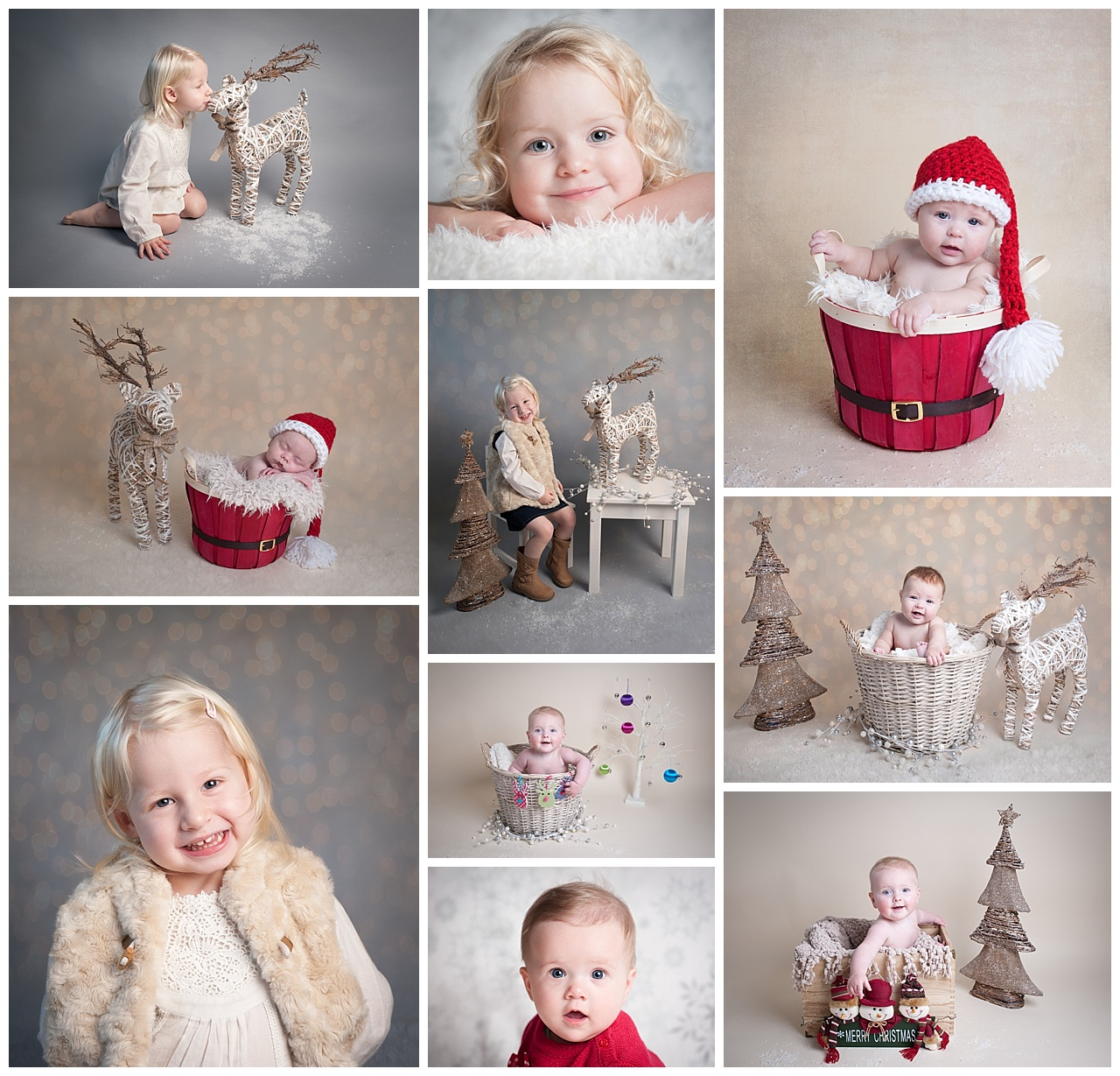 Christmas Mini Sessions dorset