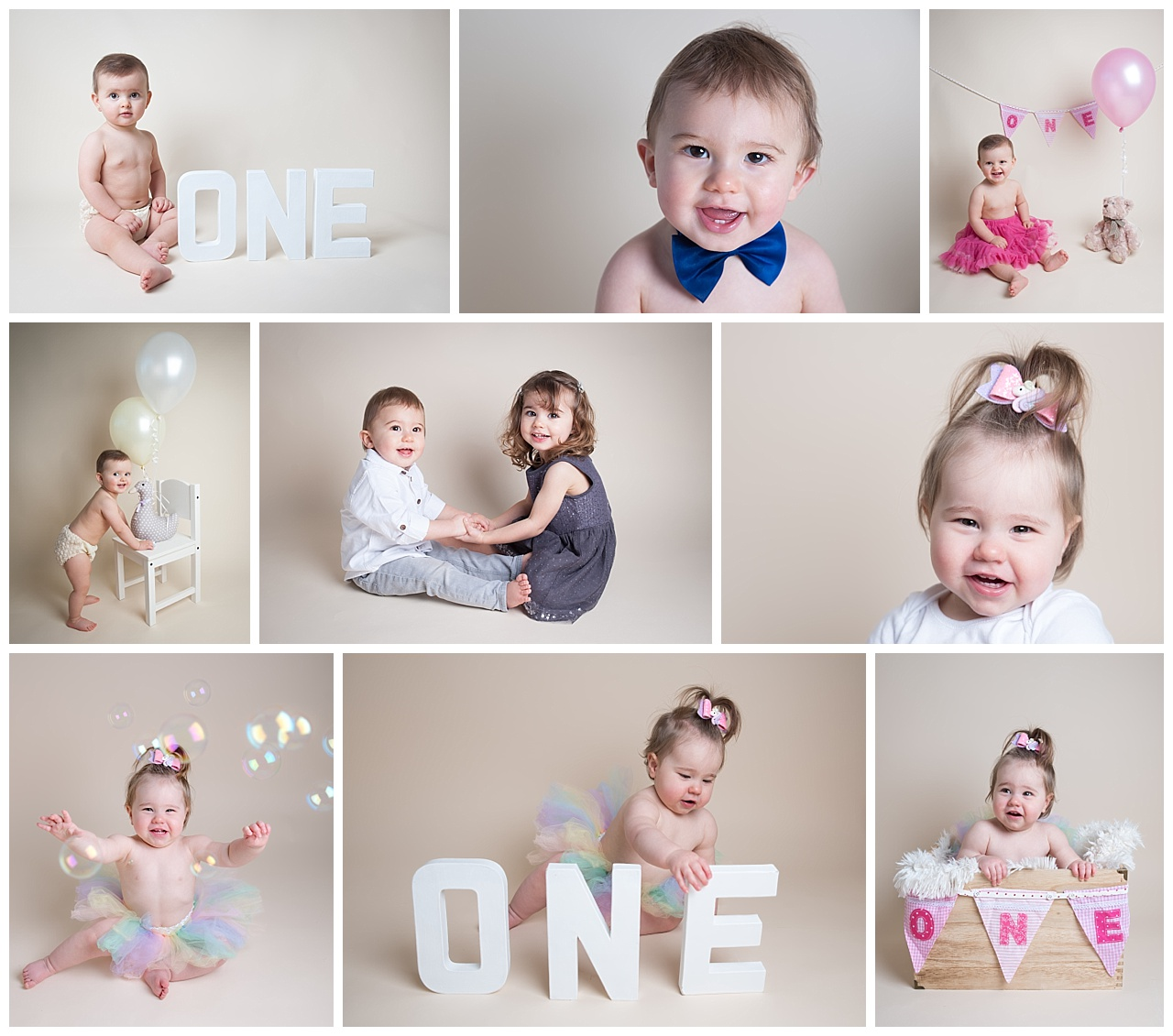Baby's First Birthday photos
