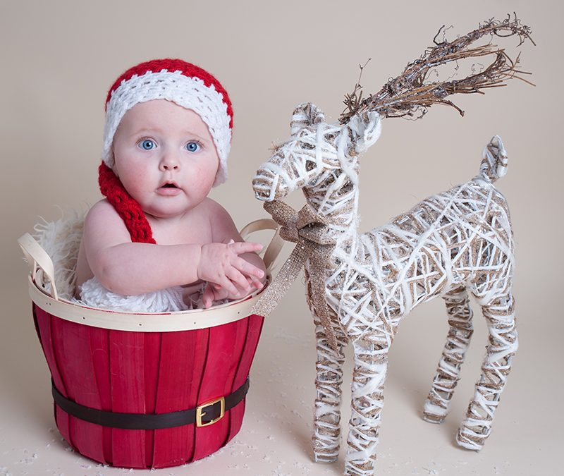 Baby's First Christmas – Mini sessions now available