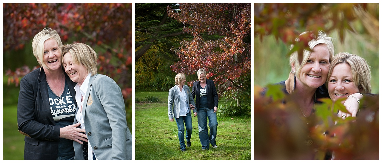 Dorset Autumn Portrait shoot