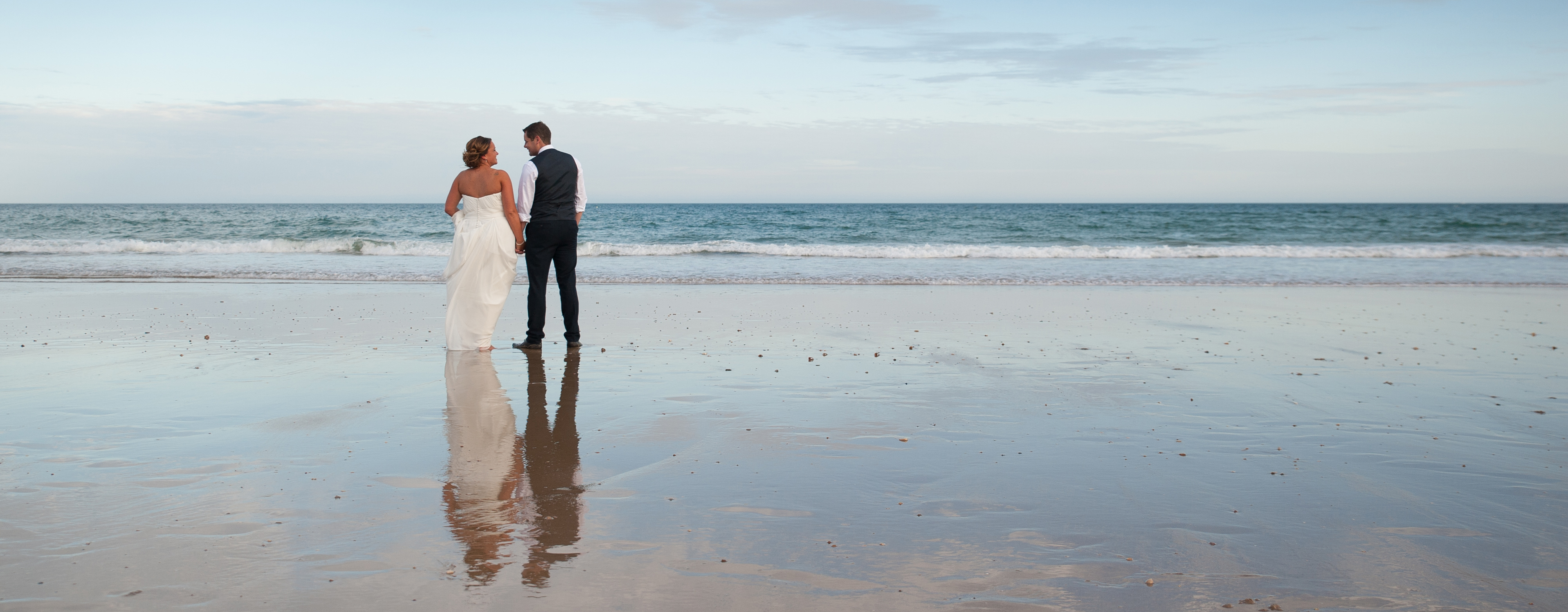 Beach Weddings Bournemouth Wedding Photography