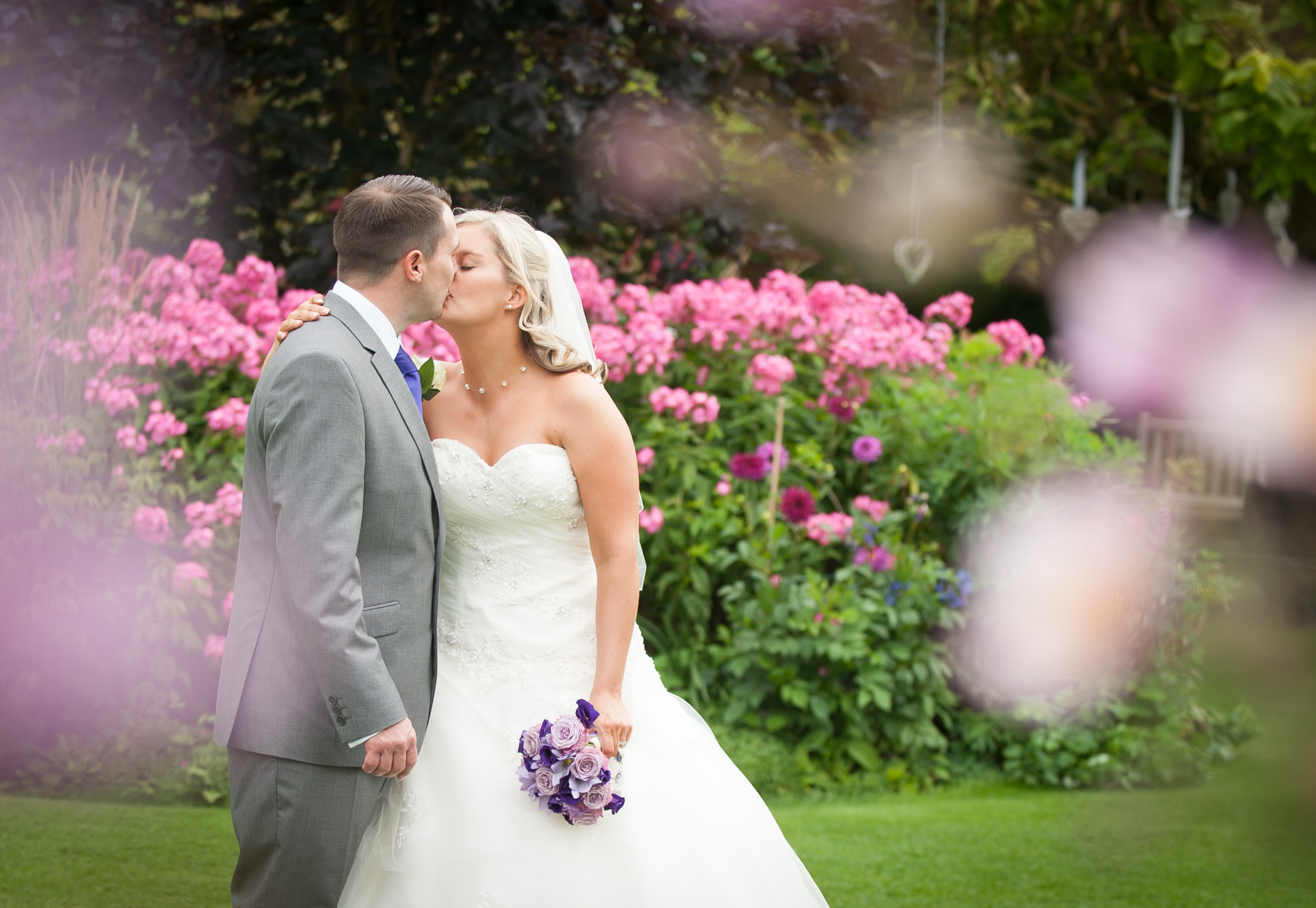 Parley Manor Summer Wedding