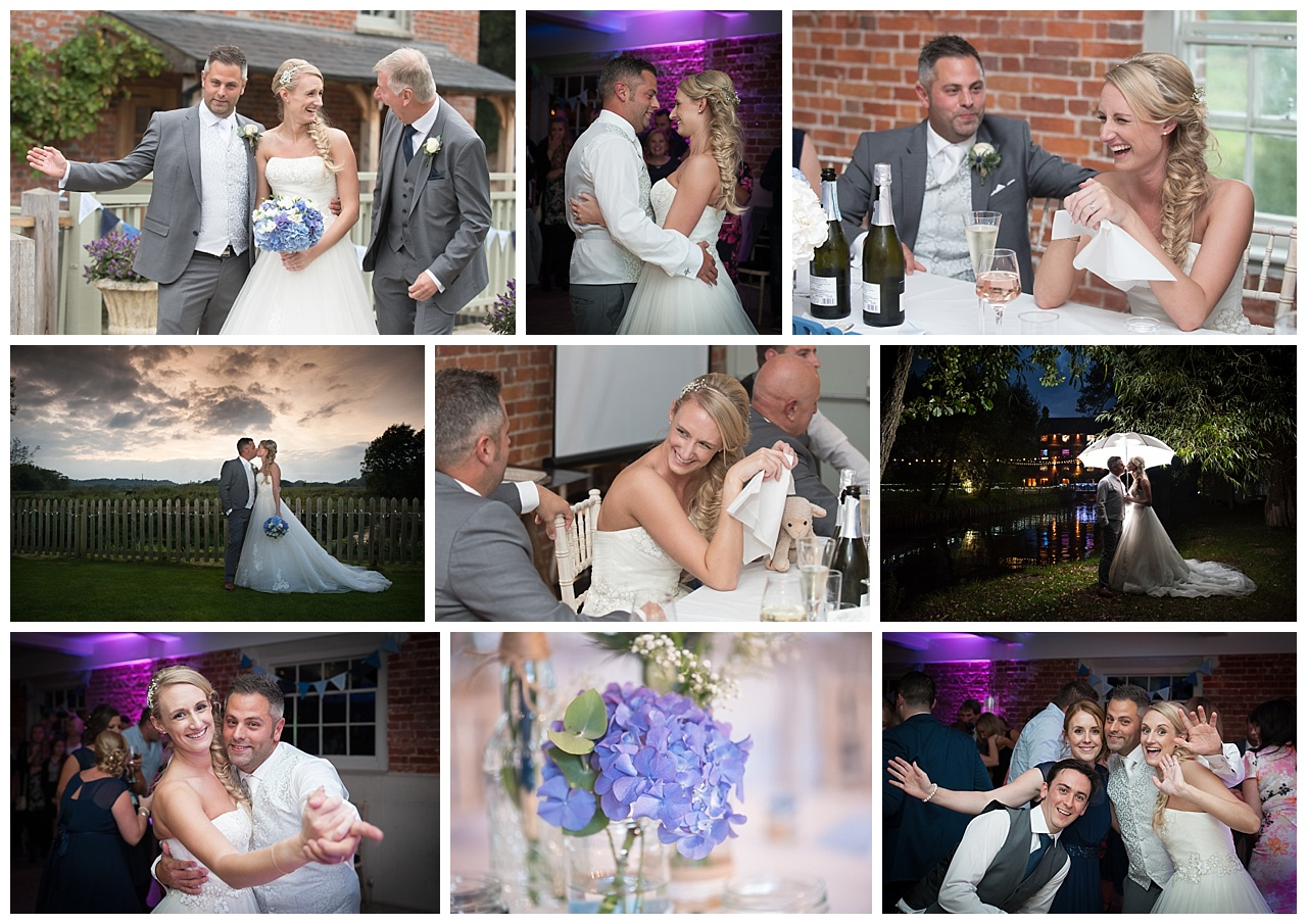 Sopley Mill Wedding Photogrpahy
