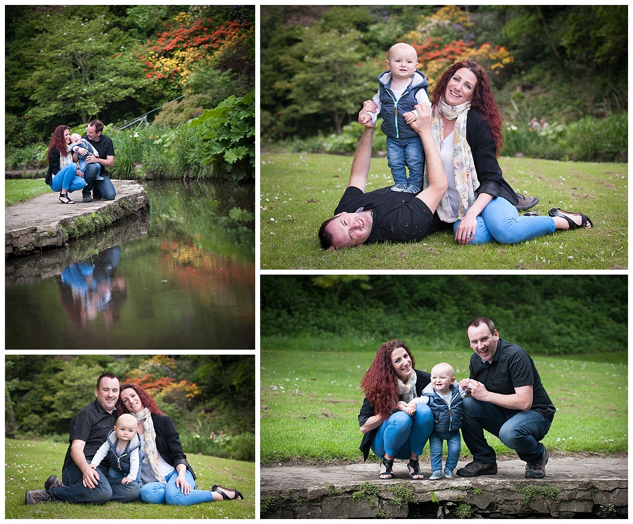 Bournemouth location photography for Baby's First Birthday