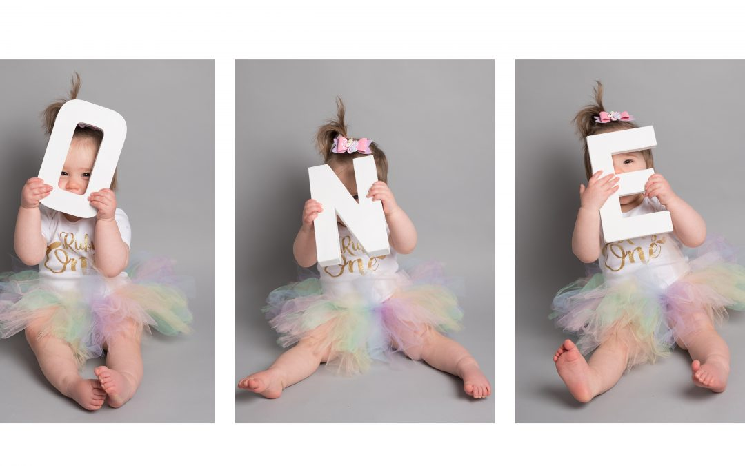 Baby Photography Bournemouth – Baby's First Birthday shoot
