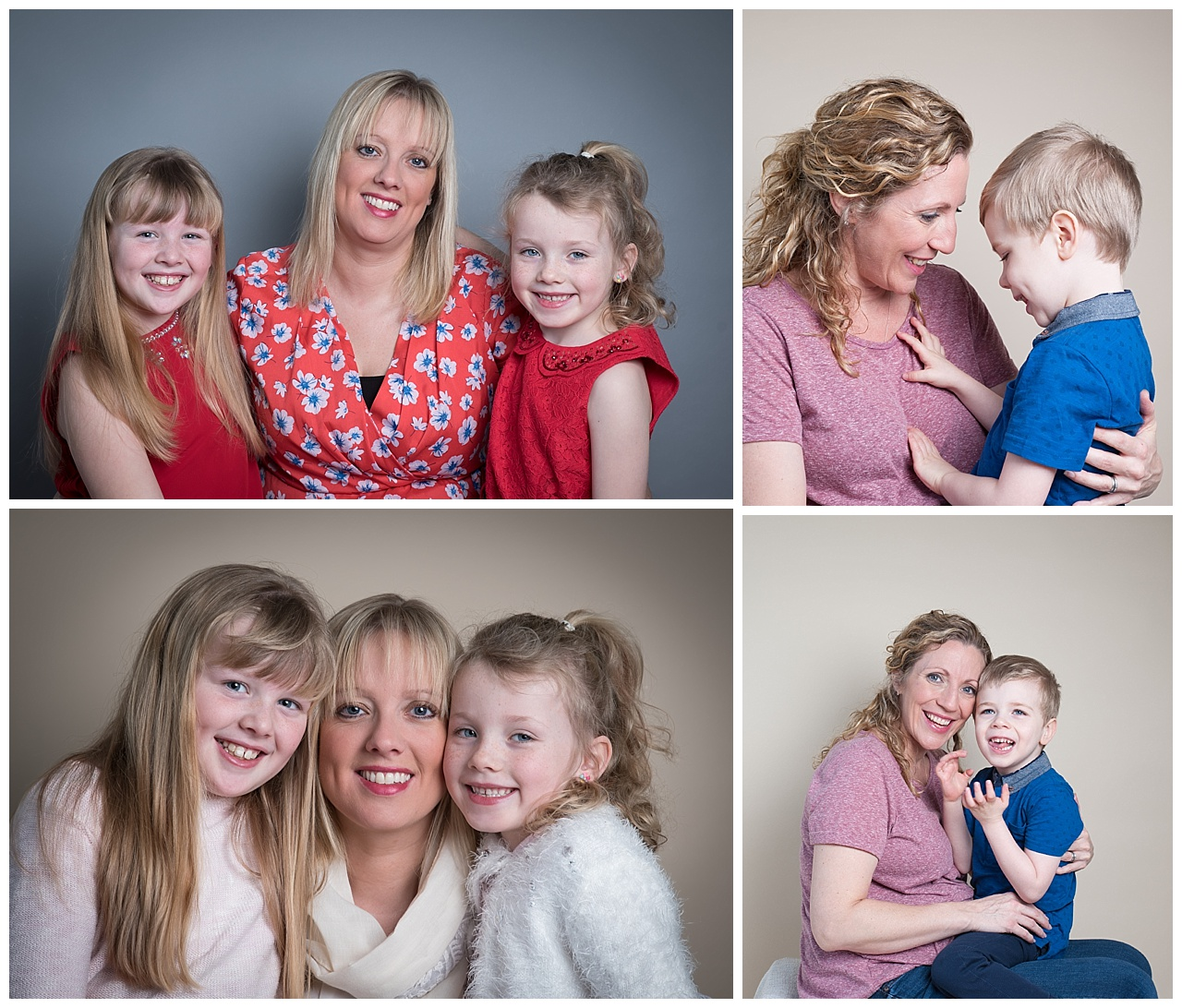 Family Studio Photography Bournemouth