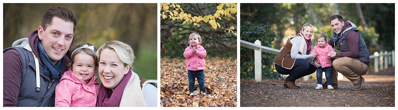 Dorset Family Bluebell Portrait shoot
