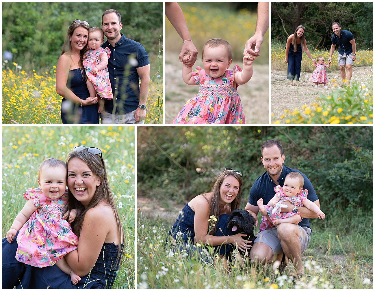 bournemouth family photography in spring
